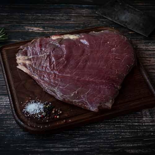 Bio Fleisch Steak vom Bioland Hof Deventer in Rinkerode