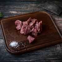 Gulasch Bioland Fleisch